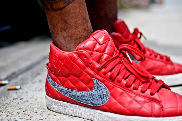 sports shoes 8f63c 4f4a1 Nike SB x Supreme – Blazer Hi | !yaWoN